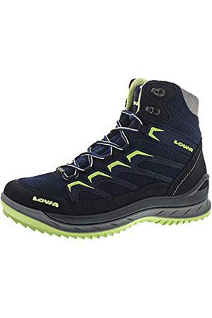 Lowa Innox Ice GTX Mid WS, Zapatos de High Rise Senderismo Mujer, (Navy/Menta 6908)