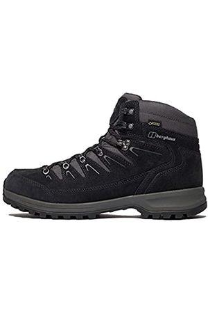 Berghaus Explorer Trek Gore-Tex Tech Boot, Botas de Senderismo Hombre, (Navy/Grey N10)