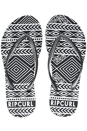 Rip Curl Sands, Zuecos Mujer, (Black Tgtd3590)