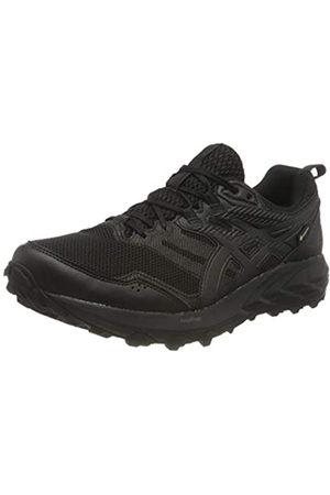 Asics Gel-Sonoma 6 G-TX, Trail Running Shoe Hombre, Black/Black