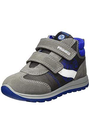 Primigi PTI 63570, First Walker Shoe, Grigio/Antracita