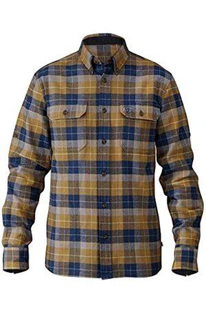 Fjällräven Singi Heavy Flannel Shirt M Camisa, Hombre