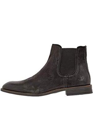 Bianco Biabyron Leather Chelsea, Botas Hombre, (Black 100)