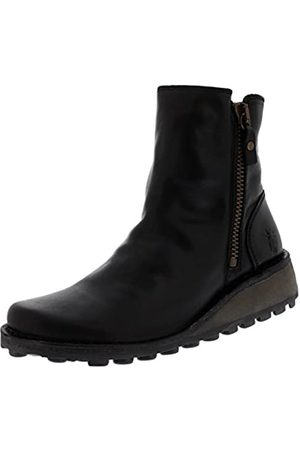 Fly London MON944FLY, Botas Mujer, (Black)