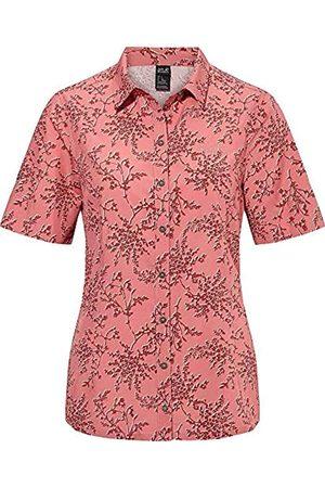 Jack Wolfskin Matata Print Hemd Camisa para Mujer