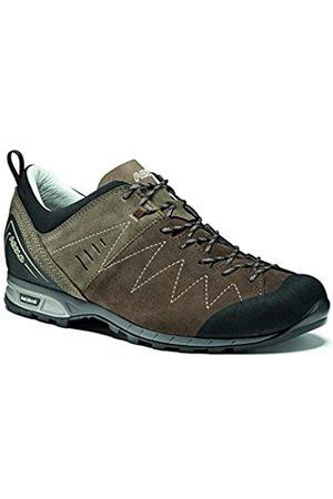 Asolo Track MM Zapato DE MONTAÑA, Hombre, Dark Brown/Cortex