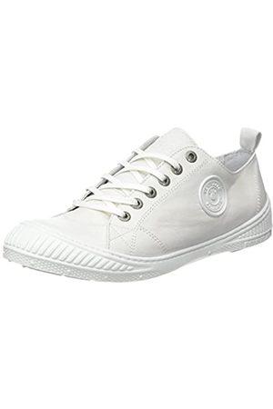 Pataugas 622753 - Zapatillas de Deporte de Otra Piel Mujer, ( (Blanc 001))