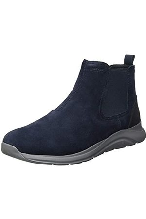 Geox U DAMIANO A NAVY Men's Boots Chelsea size 45(EU)