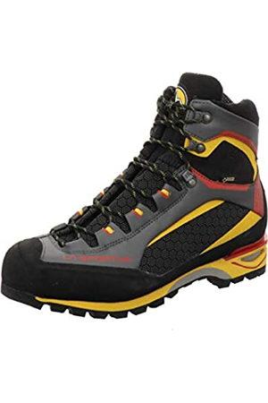 La Sportiva Trango Tower GTX, Botas de montaña Hombre, Black/Yellow