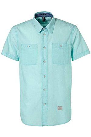 O'Neill Camisa Regular fit con Cuello de Solapa de Manga Corta para Hombre