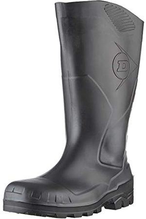 Dunlop Protective Footwear (DUO18) Dunlop S5 H142011 - Botas de seguridad con punta y entresuela de acero para hombre