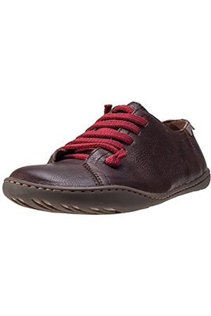 Camper Peu Cami, Damen Sneakers, Braun (Dark Brown)