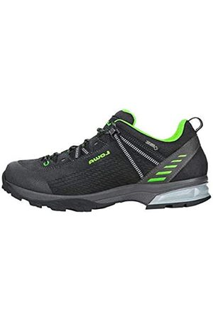 Lowa Arco GTX Lo, Zapatos de Senderismo Hombre, (Schwarz/Limone)