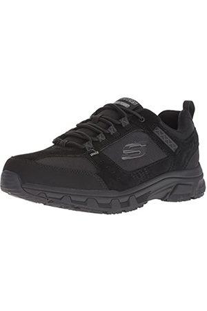 Skechers 51893-bbk_42, Zapatos de Trekking Hombre, Black
