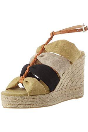 Castaner BISI, Zapatillas Mujer, Natural/ /