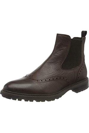 Geox U BRENSON A DK BROWN Men's Boots Chelsea size 44(EU)