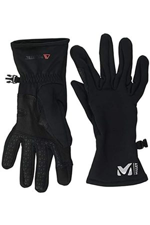 Millet Warm Stretch Cold Weather Gloves, Mens, Black-Noir