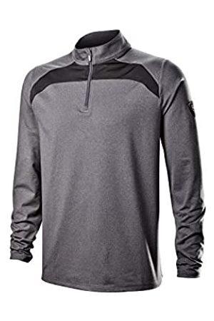 Wilson Staff Hombre Camiseta térmica de golf, STAFF THERMAL TECH, Poliéster/Elastano, Talla S