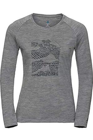 Odlo Alliance - Camiseta de Manga Larga para Mujer, Unzutreffend, Alliance, Mujer