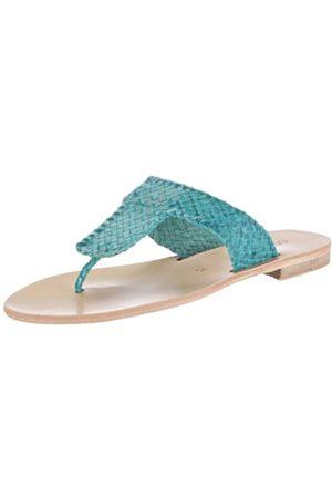 Coral Blue CB.V212504 CB.V212504 - Sandalias de Vestir de Cuero para Mujer