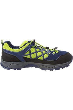 Salewa JR Wildfire, Zapatos de Senderismo Unisex Niños, (Poseidon/Cactus)
