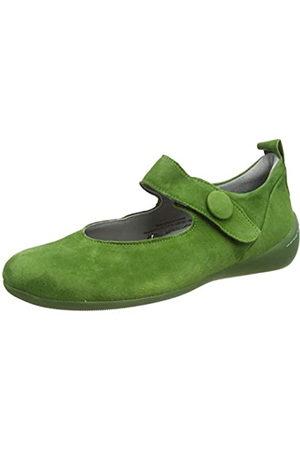 Think! CUGAL_3-000234 nachhaltiger Wechselfußbett Riemchen, Zapatos Tipo Ballet Mujer