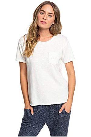 Roxy Star Solar-Camiseta con Bolsillo para Mujer