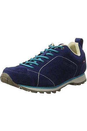 Dachstein Outdoor Gear Skywalk LC Wmn, Zapatillas de Marcha Nórdica Mujer, (Midnight Blue/Aqua)