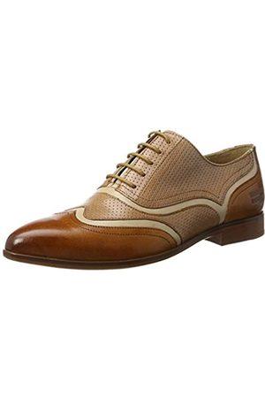 Melvin & Hamilton Jessy 13 - Zapatos Derby Mujer, Color Multicolor