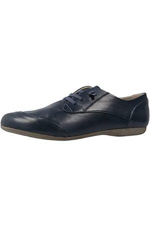 Josef Seibel Fiona 01 - Zapatos de cuero para mujer, Negro