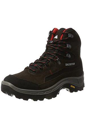 Dachstein Outdoor Gear Rax MC DDS, Zapatos de High Rise Senderismo Hombre, (Dark Brown/Fire)