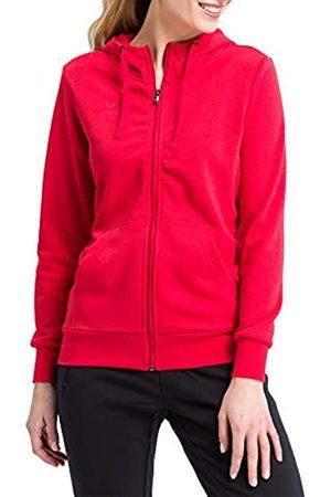 Erima Sudadera básica con capucha para mujer., Mujer, Chaqueta, 2072002