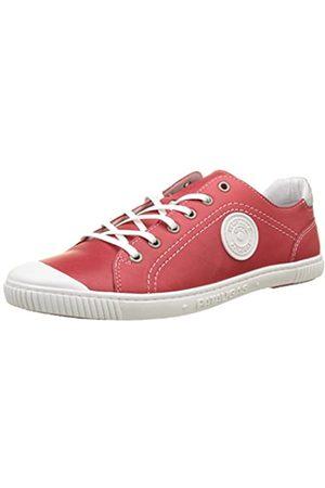 Pataugas 622703 - Zapatillas de Deporte de Otra Piel Mujer, ( (Rouge 030))