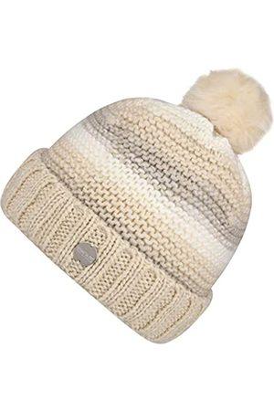 Regatta Frosty IV - Gorro de Punto acrílico con pompón, Forro Polar, Mujer, Accesorio para la Cabeza