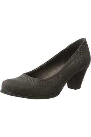 Soft Line 22461, Zapatos de Tacón Mujer, (Asphalt)