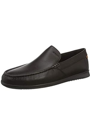 Geox U SILE A COFFEE Men's Loafers & Moccasins Moccasin size 42(EU)