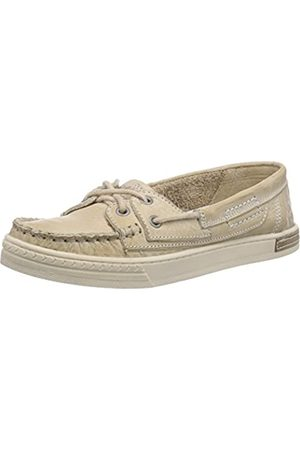 Yellow Cab PEDALL W, Mocasines Mujer, - (Taupe)