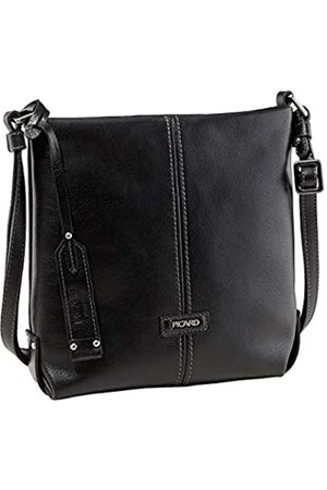 Picard Shoulder Bag Eternity Cuero 22 x 24 x 7 cm (H/B/T) Mujer Bolsos de mano (4960)