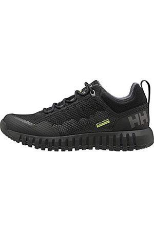 Helly Hansen Pier & Lifestyle, Zapatillas de Senderismo Hombre, (Black/Charcoal/Azid Li)