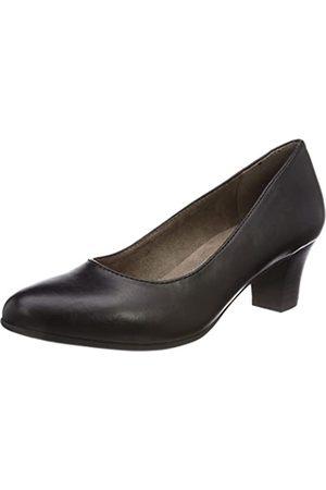 Soft Line 22463, Zapatos de Tacón Mujer, (Black)