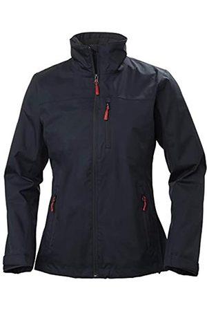 Helly Hansen W Crew Midlayer Jacket Chaqueta Impermeable, Mujer, Navy
