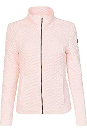 Killtec Selvana chaqueta polar selvana para mujer - chaqueta elegante con tejido powerstretch - chaqueta de entretiempo con cuello alto, Mujer