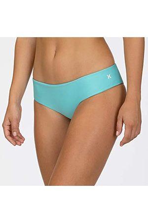 Hurley W Hipster Surf Bottom Parte De Abajo Bikini, Mujer