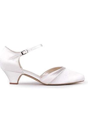 Paradox London Pink Angela, Zapatos de tacón con Punta Cerrada Mujer