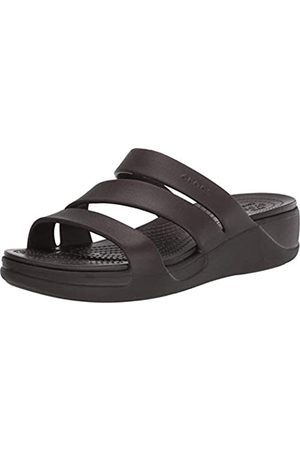 Crocs Mujer Monterey Strappy Wedge