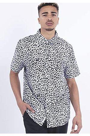 Cayler & Sons C&s WL Fresh Leopard - Camiseta de Manga Corta para Hombre, Hombre, Camiseta, CS1913-00050-0051