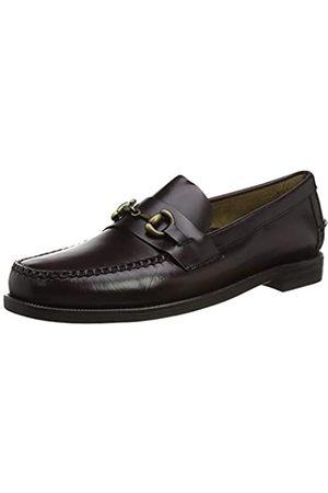 SEBAGO Classic Joe, Mocasines (Loafer) Hombre, (Brown Burgundy 903)