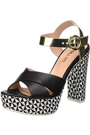 Pollini Mujer SA1618 Zapatos de tacón Size: 38 EU