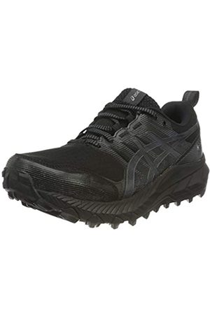 Asics Gel-Trabuco 9 G-TX, Trail Running Shoe Mujer, Black/Carrier Grey