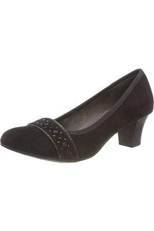 Soft Line 22474-21, Zapatos de Tacón Mujer, (Black 001)
